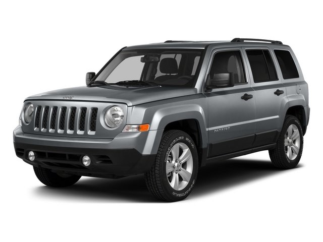 Certified Pre-Owned 2015 Jeep Patriot Altitude Edition