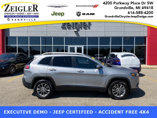 Certified Pre-Owned 2020 Jeep Cherokee Latitude Plus