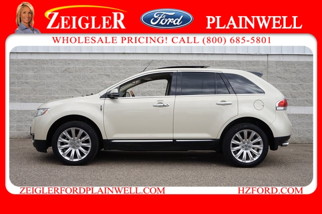 Pre-Owned 2015 Lincoln MKX Elite Equipment Group
