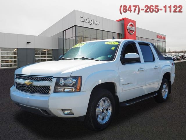 Pre-Owned 2011 Chevrolet Avalanche 1500 LT
