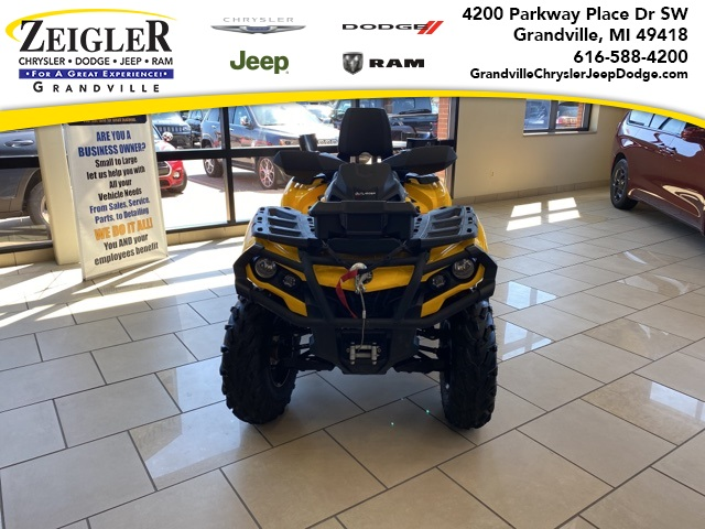 Pre-Owned 2014 Mitsubishi CAN-AM