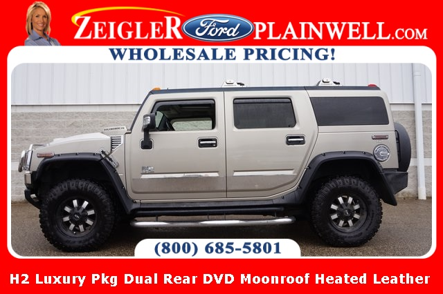 Pre-Owned 2007 Hummer H2 LUXURY