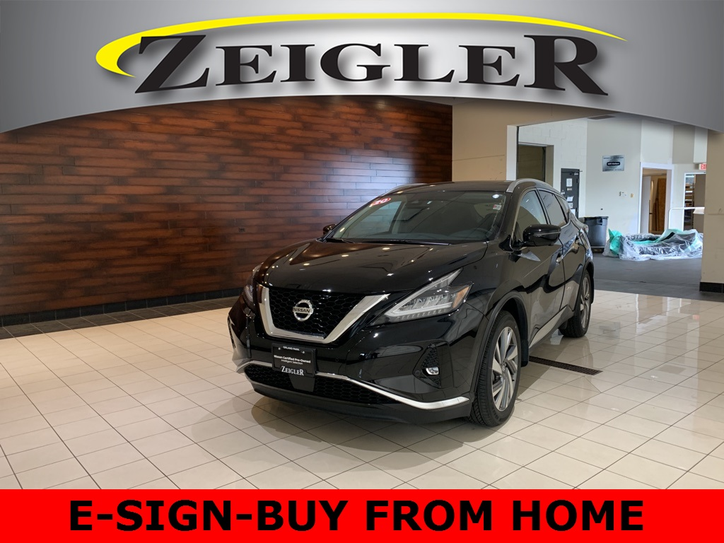 Pre-Owned 2020 Nissan Murano SL