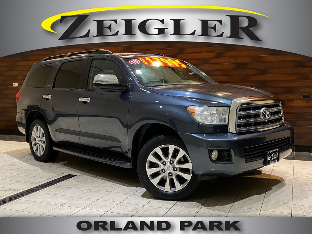 Pre-Owned 2010 Toyota Sequoia Limited