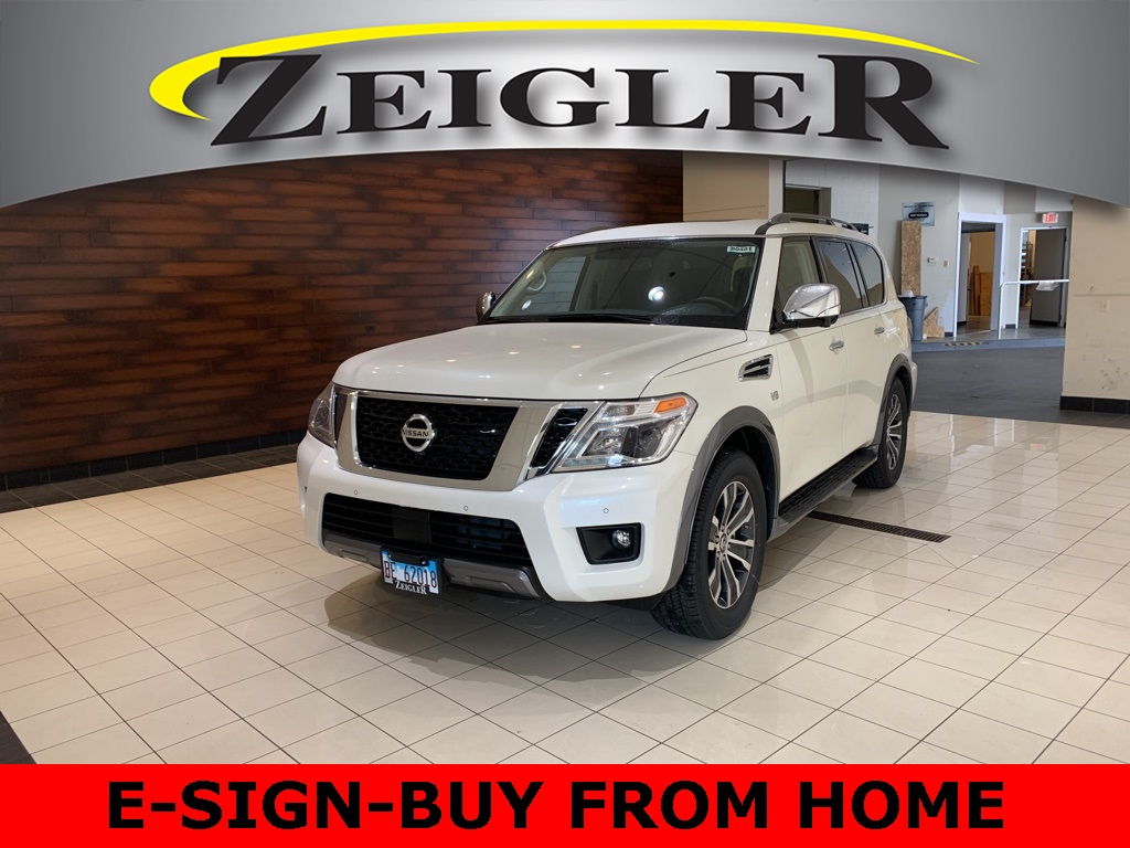 Pre-Owned 2020 Nissan Armada SL