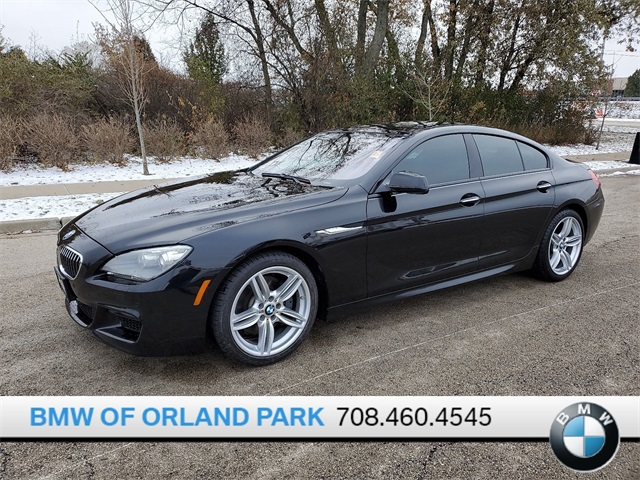 Pre-Owned 2014 BMW 6 Series 640i xDrive Gran Coupe