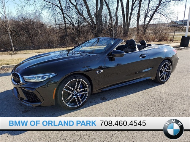 Pre-Owned 2020 BMW M8 Base