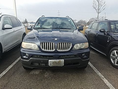 Pre-Owned 2005 BMW X5 4.4i